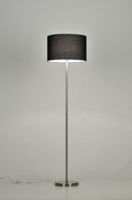 stehlampen mit schirm modern. Black Bedroom Furniture Sets. Home Design Ideas